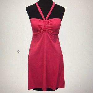 Juicy Couture Hot Pink Dress Cover-up/Sarong